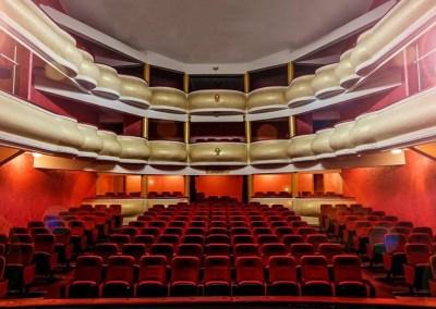 Skampa Theatre Elbasan