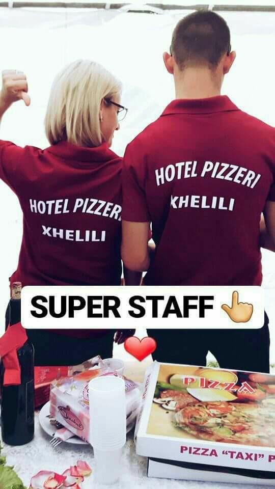 "Bar Pizzeria ""Xhelili"""