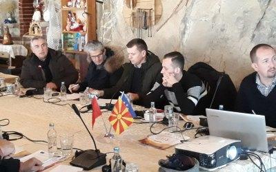 Takimi i tretë i përbashkët për krijimin e kornizës së pakove të përbashkëta ndërkufitare turistike