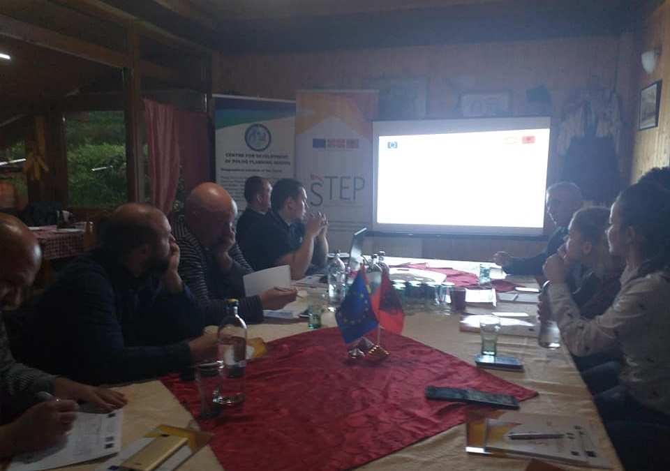Në Belovishtë, Komuna e Jegunovcës, Republika e Maqedonisë së Veriut, u mbajt  fokus grupi i katërt për brendim të rrjetit STEP