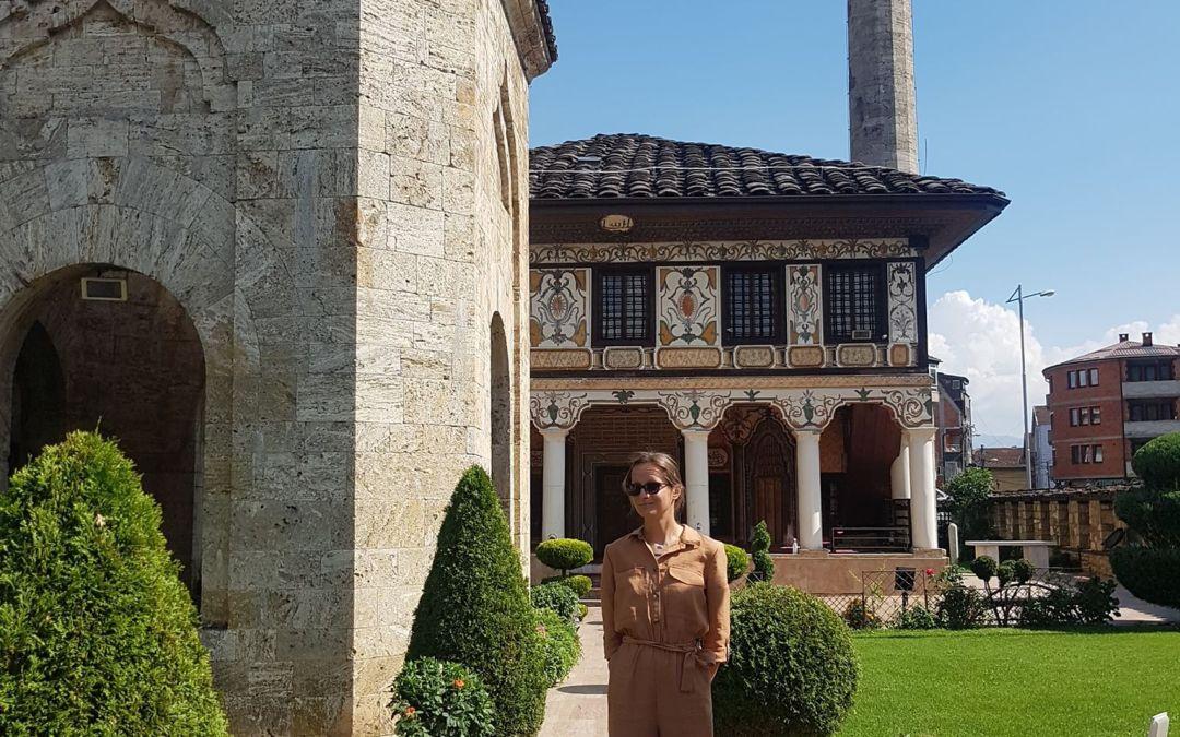 Justyna Mleczak, туристички инфлуенсер од Полска во посета на Полог