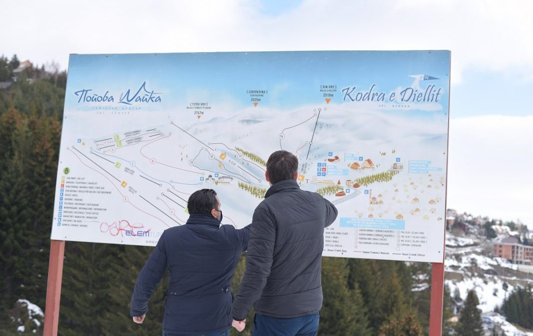 Гостивар, Маврово и Попова Шапка стануваат ПИП Центри за туристички развој