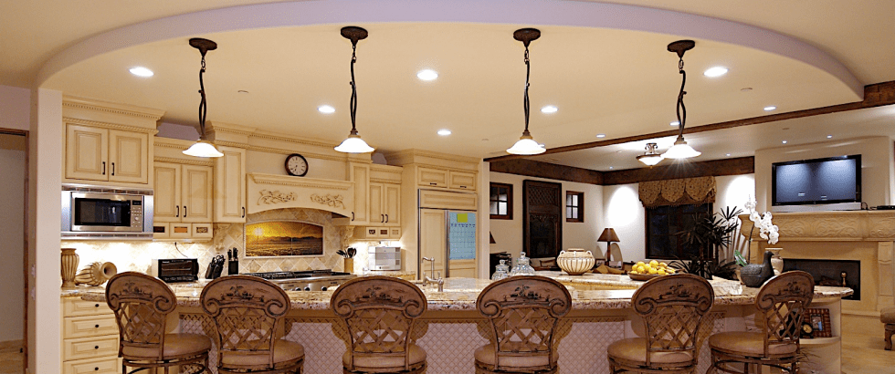 how to layout recessed lighting in 7