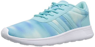 more photos 278c0 45145 Adidas NEO Womens Lite Racer W Casual Sneaker Review