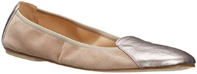 Aquatalia by Marvin K. Ballet Flat Review