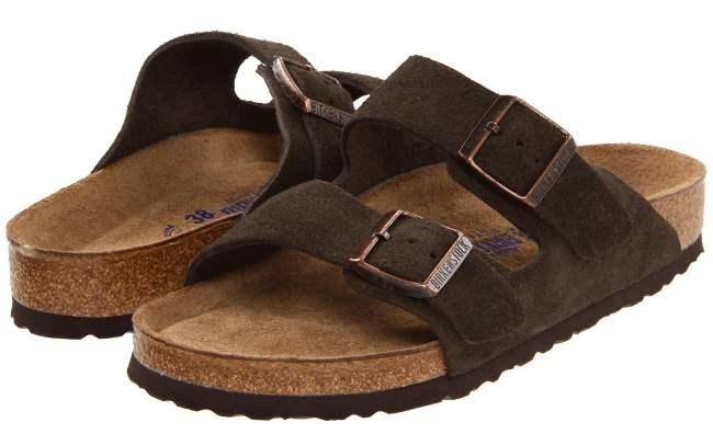 Birkenstock Unisex Arizona 2-Strap Cork Footbed Sandal