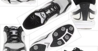 Callaway Womens Solaire Golf Shoe collage