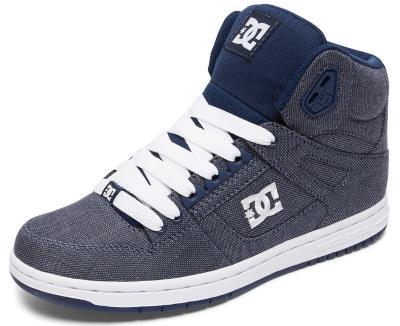 DC Rebound High TX SE Skate Shoe Review