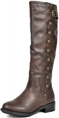 DREAM PAIRS Riding Knee High Boot Review