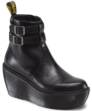 Dr. Martens Women's Caitlin 2 Strap Ankle Boot Review