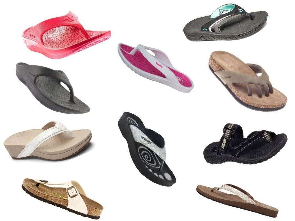 9ec5dbdd92d4 10 Best Flip Flops Sandals with Arch Support for Women - Comparison Table