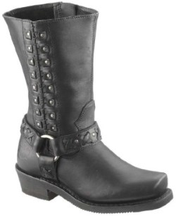 Harley-Davidson Women's Auburn Motorcycle Boot Review
