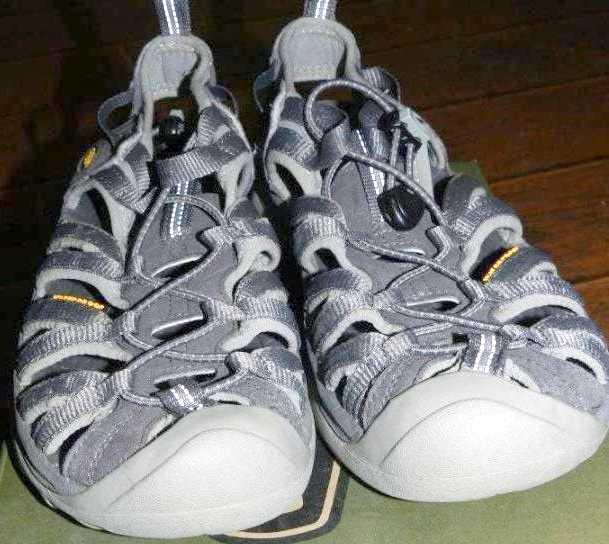 KEEN Whisper Sandals For Women Neutral-Gray