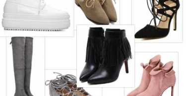 Luvyle shoes collage