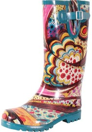 Nomad Women's Puddles Rain Boot Review