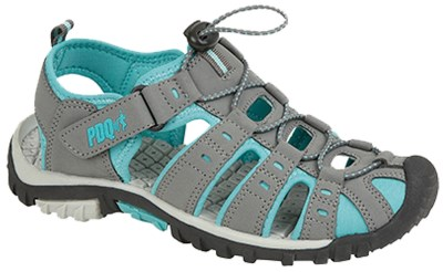 PDQ Womens/Ladies Toggle & Touch Fastening Sports Sandal Review
