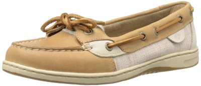Sperry Top-Sider Women's Angelfish Stripe Boat Shoe