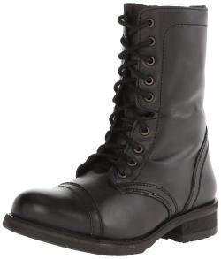 Steve Madden Women's Troopa 2.0 Combat Boot