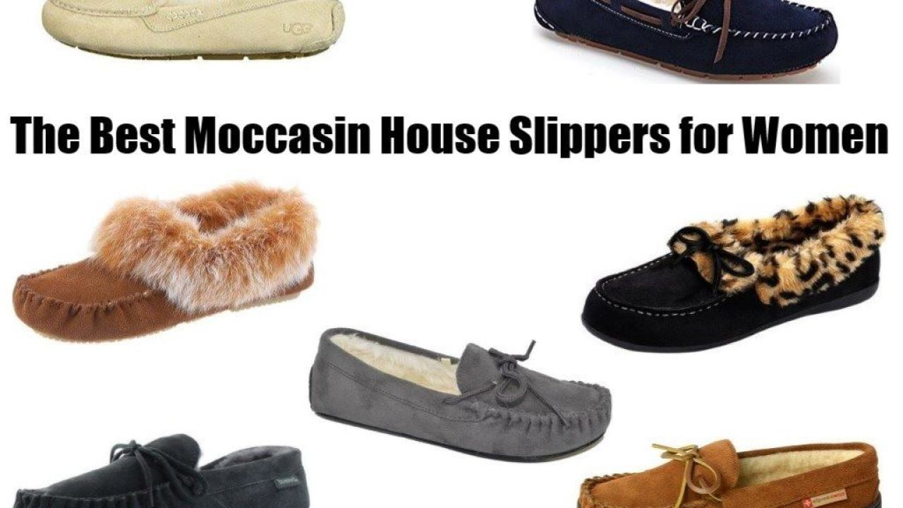 bf550efc14c8c Best Moccasin House Slippers 2017 Reviews and Comparison