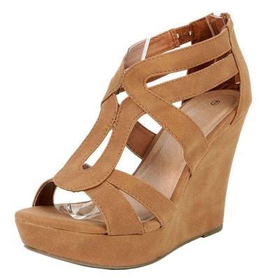 Top Moda Lindy-3 Platform Sandal Review