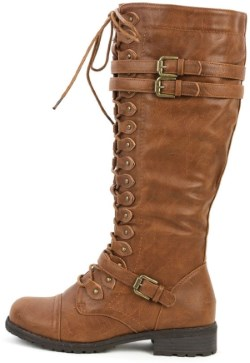 Wild Diva Womens Timberly Boot Review
