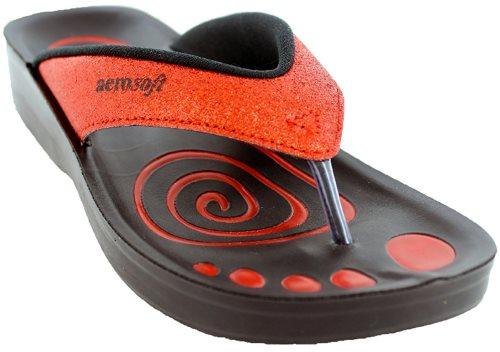 Aerosoft Women's Gliteratti Sandal