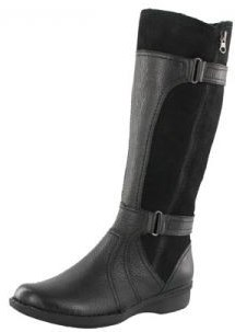Clarks Women Whistle Whey Wide Boot