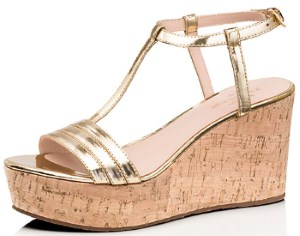 Kate Spade New York Women's Tallin Wedge Sandal Review