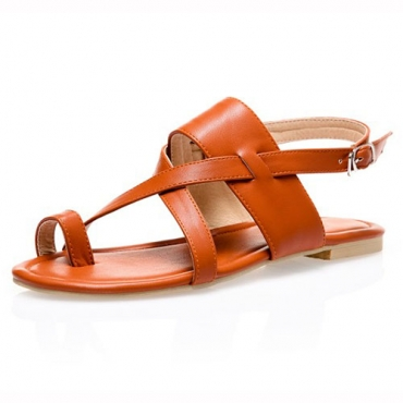 leisure open toe hollow out gladiator sandals