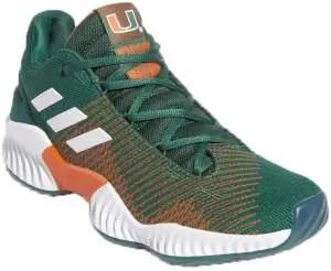 Miami Hurricanes Sneakers Adidas