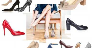 tips for high heels collage