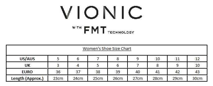 saucony sneakers size chart