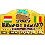 Любительское ралли Будапешт - Бамако. Budapest - Bamako