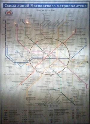 2013.03.04 - Новая схема метро