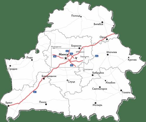 2013.09.19 - Платные дороги Беларуси