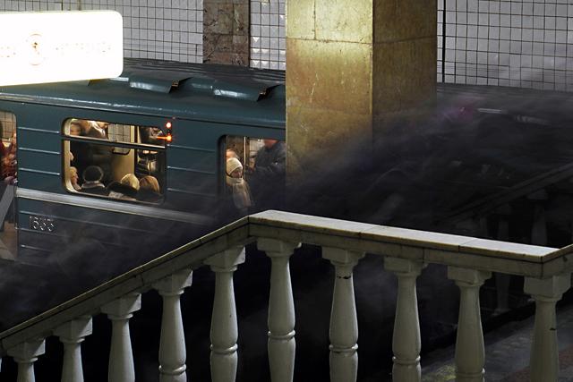 Шум из метро