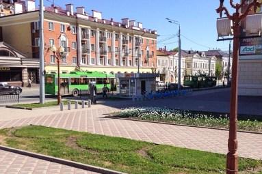 2014.06.03 - Казанский городской прокат велосипедов Veli`k