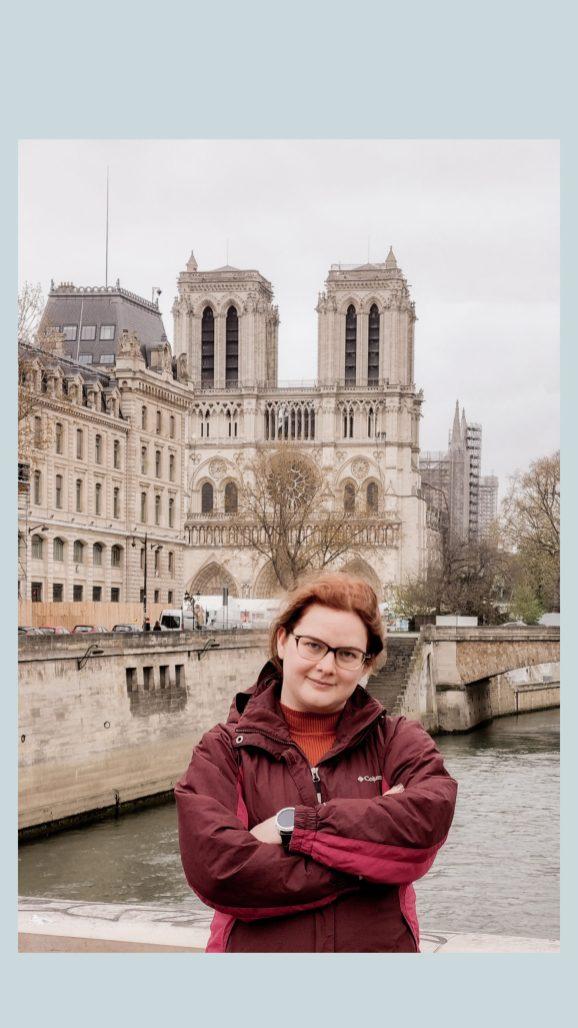 2021.04.20 - First Visits to Paris - Sofya 2