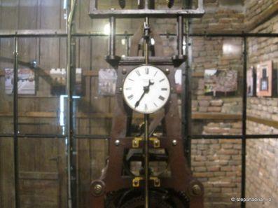 Turnul Sfatului Sibiu-ceasul din turn