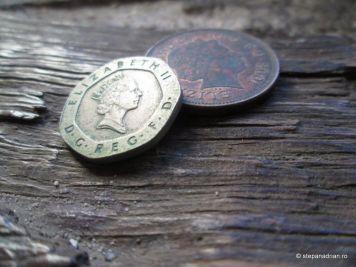 Turnul Sfatului Sibiu-penny monezi