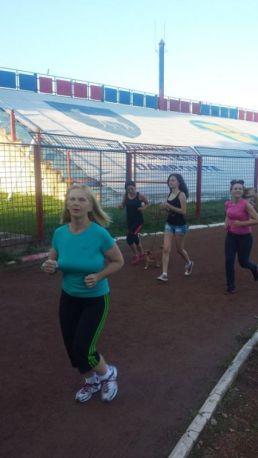 Mulțumim Asociației Suflețel din Târgoviște pentru cei 20 de KM alergați vineri, 27 iunie 2014.