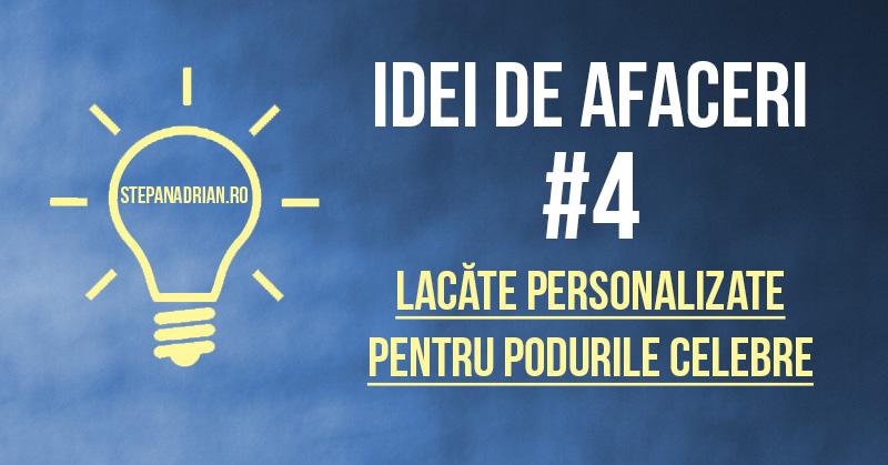 """Idei de Afaceri: """"Lacăte personalizate pentru podurile celebre"""" – #4"""