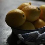 Zitronenschicksal und schwere Entscheidung