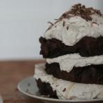 Neubeginn mit Torte