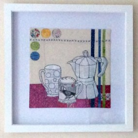 Still Life in Fabric with Dot Carter
