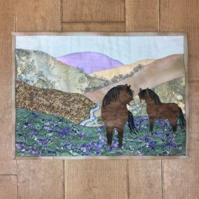 Exmoor Landscape with Penny Armitage