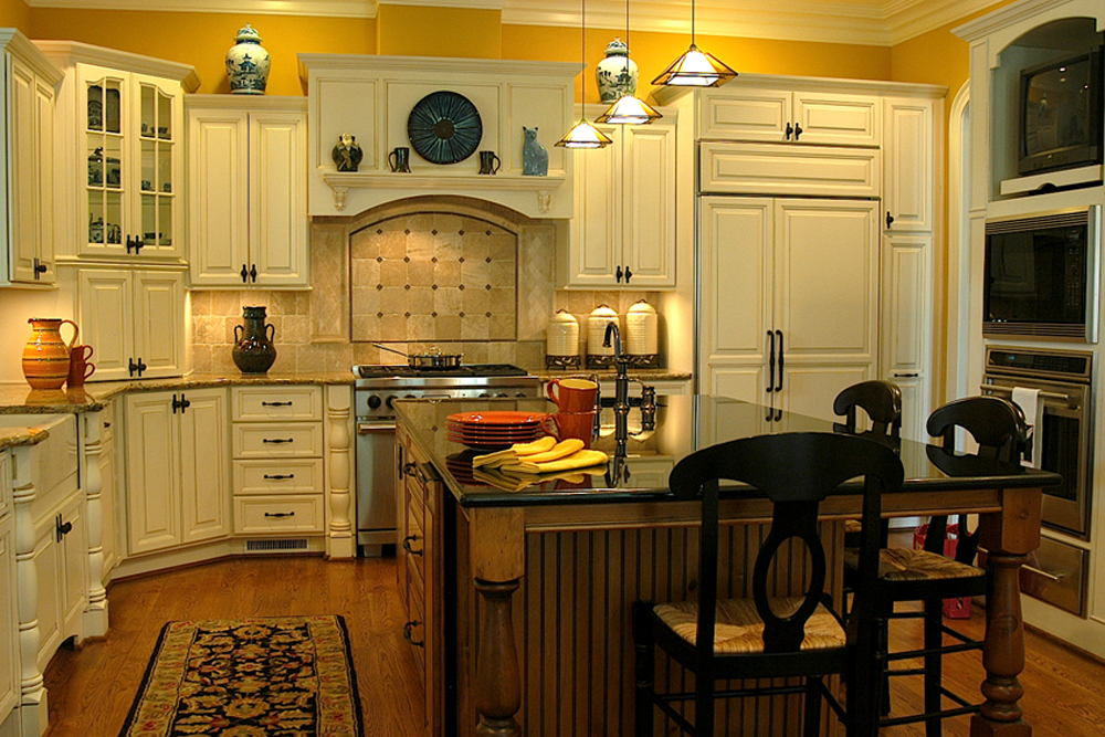 How To Create A Tuscan Kitchen