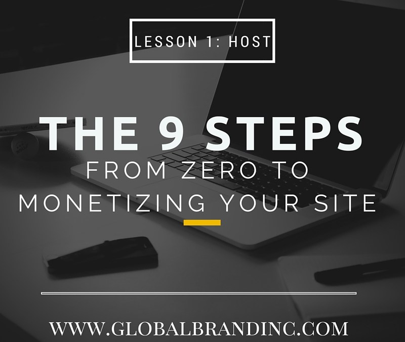 Lesson 1: Hosting Your Site