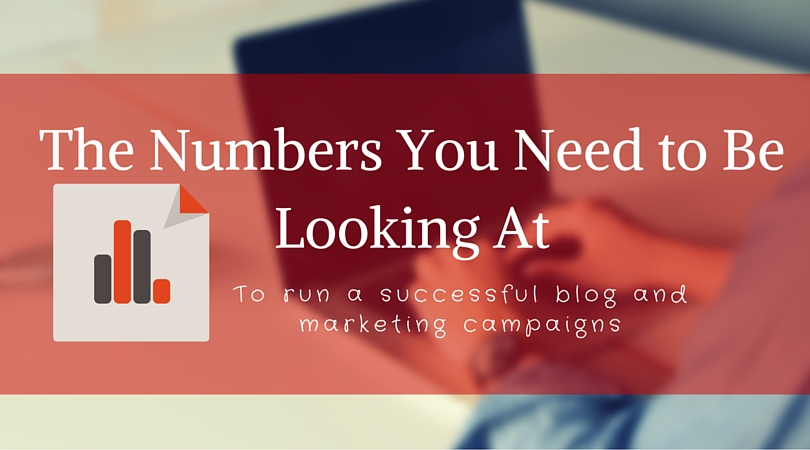 Numbers You Need To Start Looking At Right Now