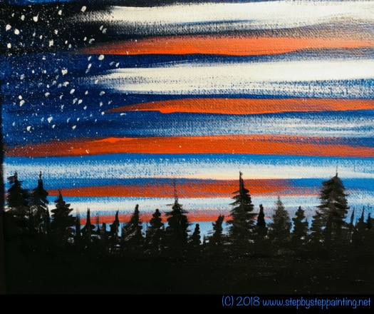 Painting Ideas On Canvas For Kids Night Lights